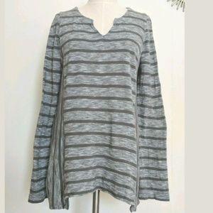 Anthropologie Postmark Sweater Pullover Striped
